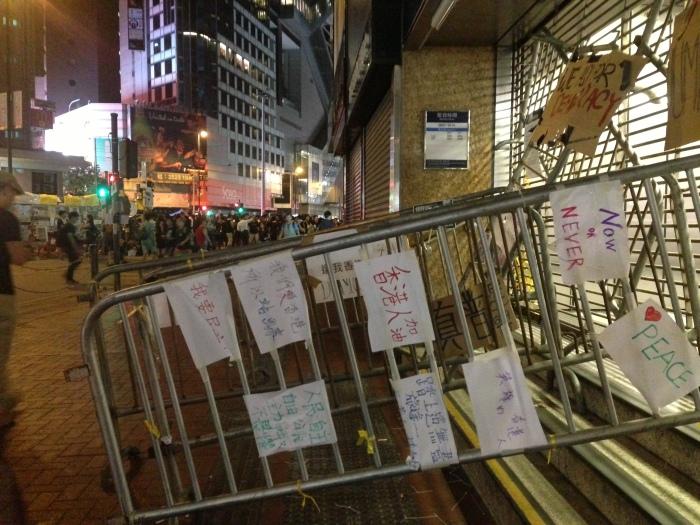 Tonight, Hong Kong has given me one more reason to be proud of being aHongkonger.